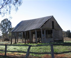 Cobb and Co Stables Morven - WA Accommodation