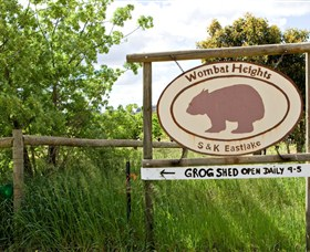 Wombat Heights Orchard and Grog Shed - WA Accommodation
