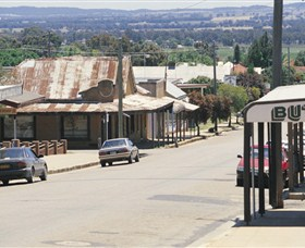 Gulgong Symbol Trail - WA Accommodation