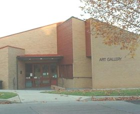 Cowra Regional Art Gallery - WA Accommodation