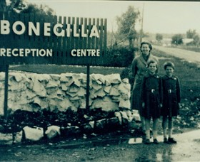 Bonegilla Migrant Experience - WA Accommodation