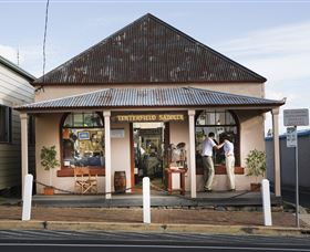 Tenterfield Saddler - WA Accommodation