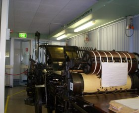 Queanbeyan Printing Museum - WA Accommodation