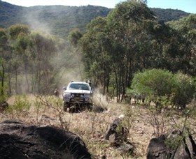 Geraldine 4WD Recreation Park - WA Accommodation