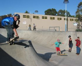 Goulburn Skate Park - WA Accommodation