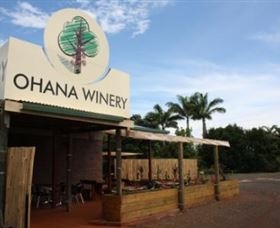 Ohana Winery and Exotic Fruits - WA Accommodation