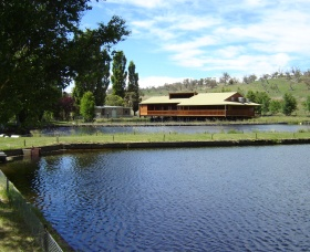 Gaden Trout Hatchery - WA Accommodation