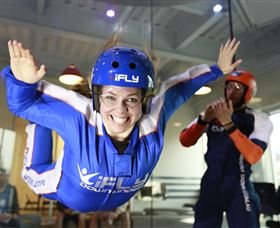 iFly Indoor Skydiving - WA Accommodation