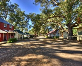 The Australiana Pioneer Village - WA Accommodation