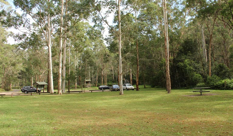 Mill Creek picnic area - WA Accommodation