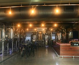 Pumpyard Bar and Brewery - WA Accommodation