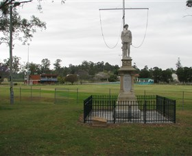Ebbw Vale Memorial Park - WA Accommodation