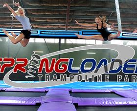 Springloaded Trampoline Park - WA Accommodation