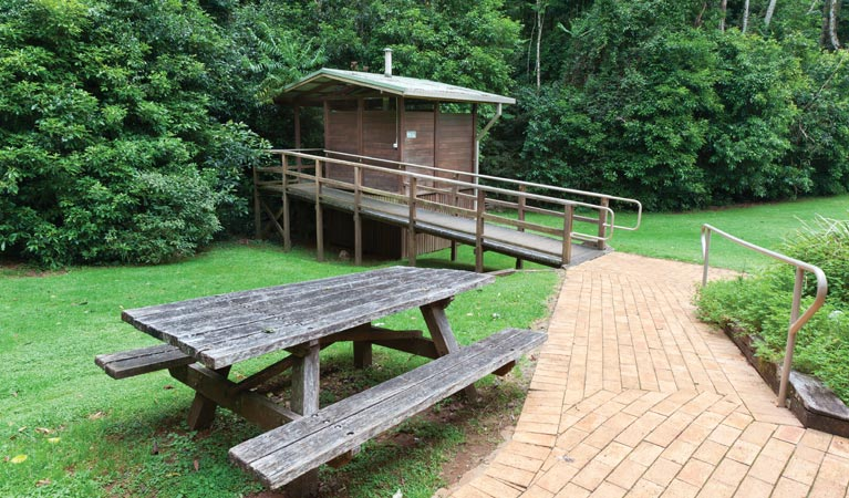 The Glade picnic area - WA Accommodation