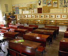 Alumny Creek School Museum and Reserve - WA Accommodation