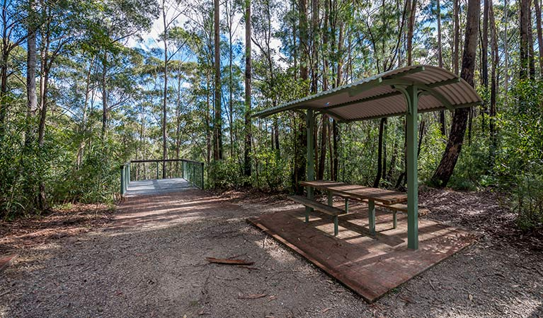 Big Nellie lookout and picnic area - WA Accommodation
