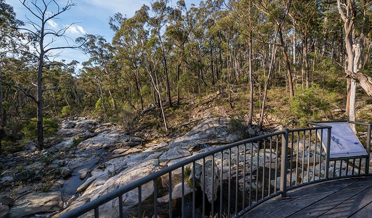 Myanba Gorge walking track - WA Accommodation
