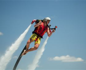 Jetpack Flyboard Adventures - WA Accommodation