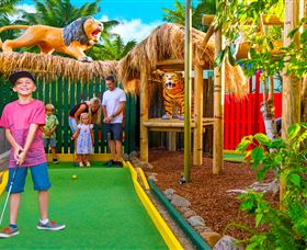 Putt Putt Mermaid Beach - WA Accommodation