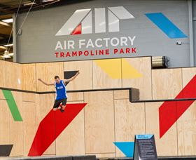 Air Factory Trampoline Park - WA Accommodation
