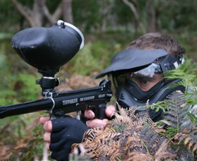 Tactical Paintball Games - WA Accommodation