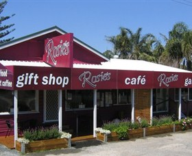 Rosies Cafe and Gallery - WA Accommodation