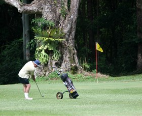 Teven Valley Golf Course - WA Accommodation