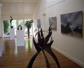 Ivy Hill Gallery - WA Accommodation