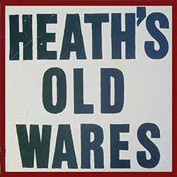 Heaths Old Wares Collectables  Industrial Antiques - WA Accommodation