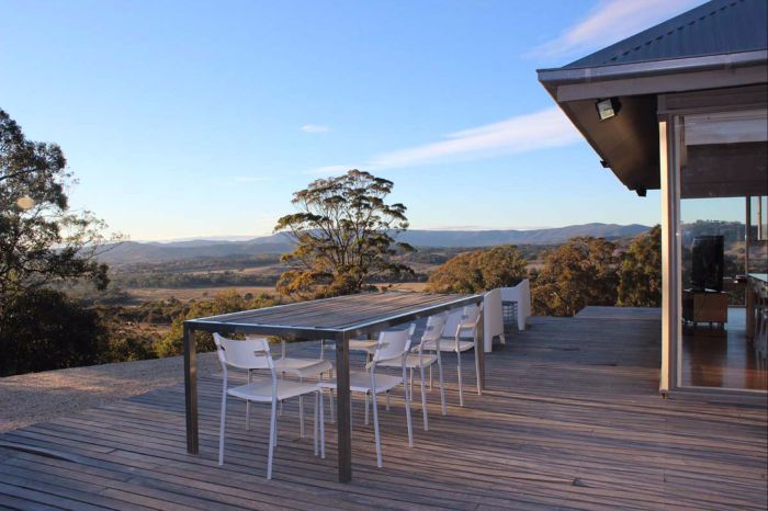 Mount Mitchell - WA Accommodation