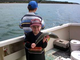 Tory M Fishing Charters - WA Accommodation