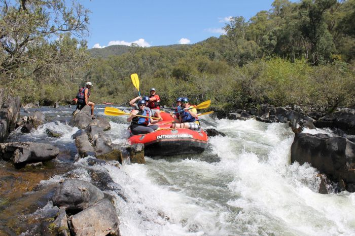 Rafting Australia - WA Accommodation