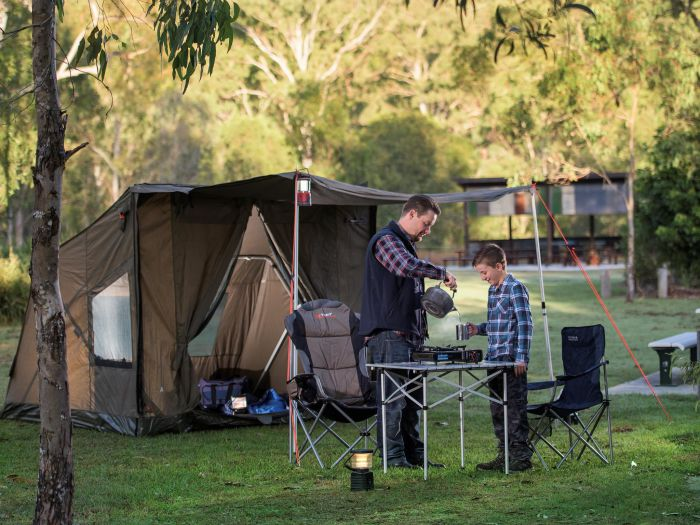 Hardings Paddock Campground - WA Accommodation