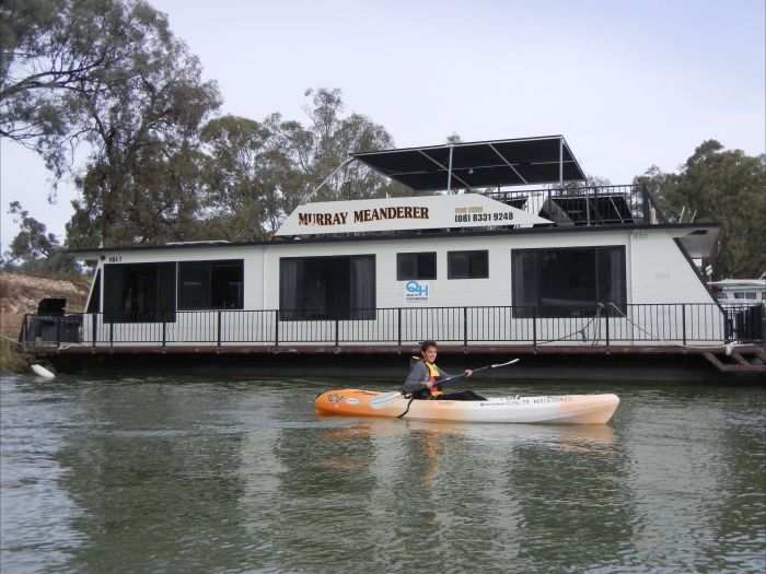 Murray Meanderer - WA Accommodation