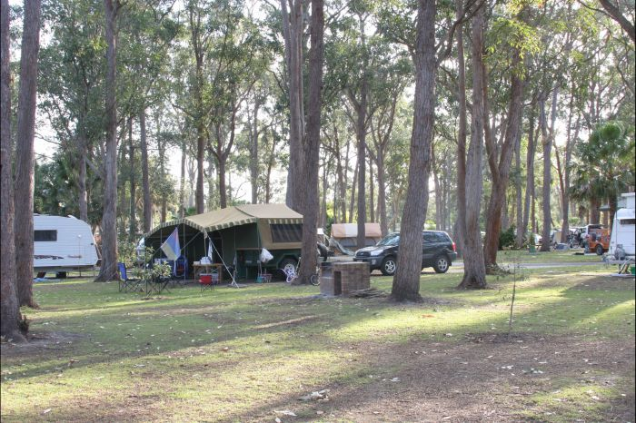 Darlington Beach NRMA Holiday Park - WA Accommodation