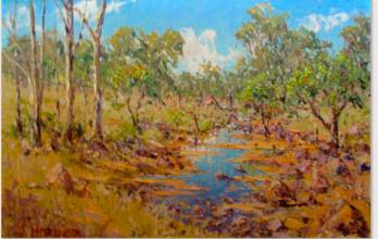 Peter Lawson Fine Art - WA Accommodation