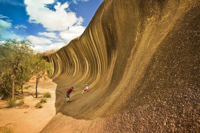 Full-Day Wave Rock & Historic York
