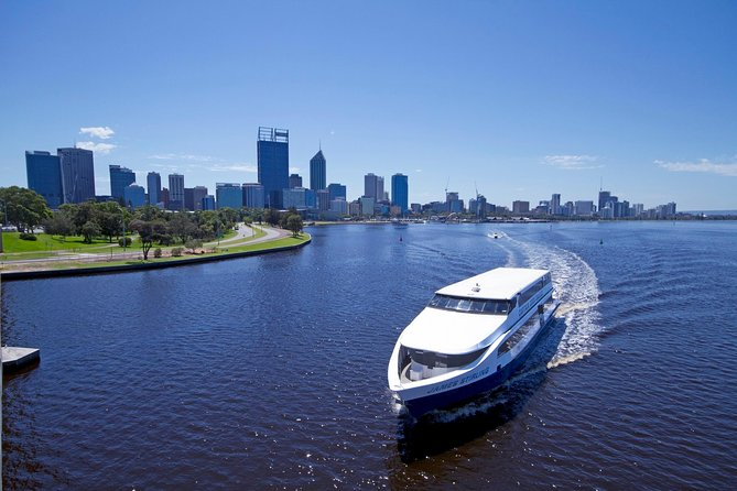 One-way Sightseeing Cruise between Perth and Fremantle - WA Accommodation