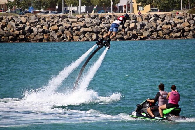 Geraldton Flyboard Experience - WA Accommodation
