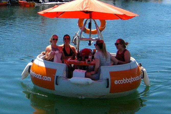 Self-Drive BBQ Boat Hire Mandurah - Group of 3 - 6 people - WA Accommodation