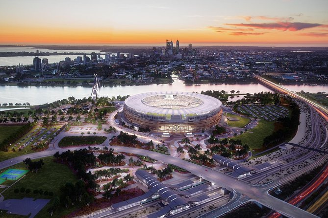 The Optus Stadium Tour - WA Accommodation