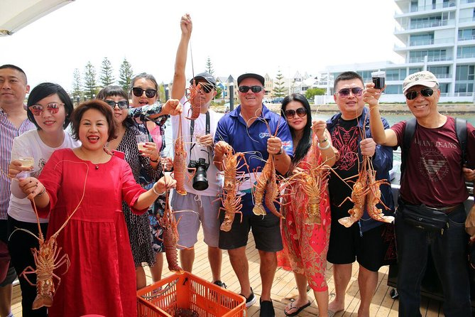 Mandurah Wild Seafood Adventure Cruise - WA Accommodation