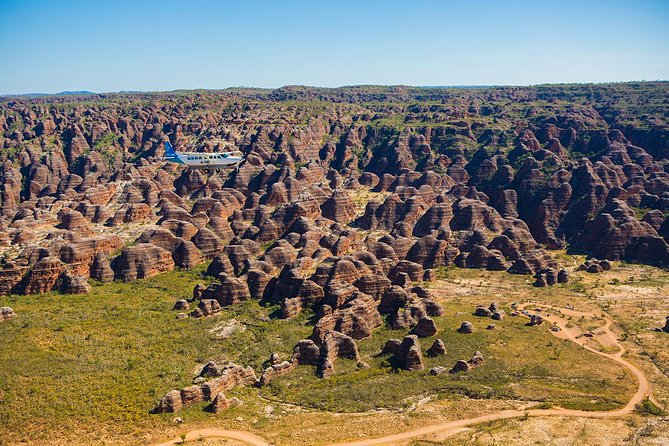 Scenic Air Tour of the Bungle Bungle Range and Lake Argyle from Kununurra