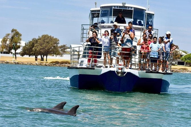 Mandurah Dolphin and Scenic Canal Cruise - WA Accommodation