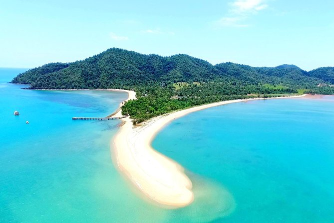 Dunk Island Round-Trip Water Taxi Transfer from Mission Beach - WA Accommodation