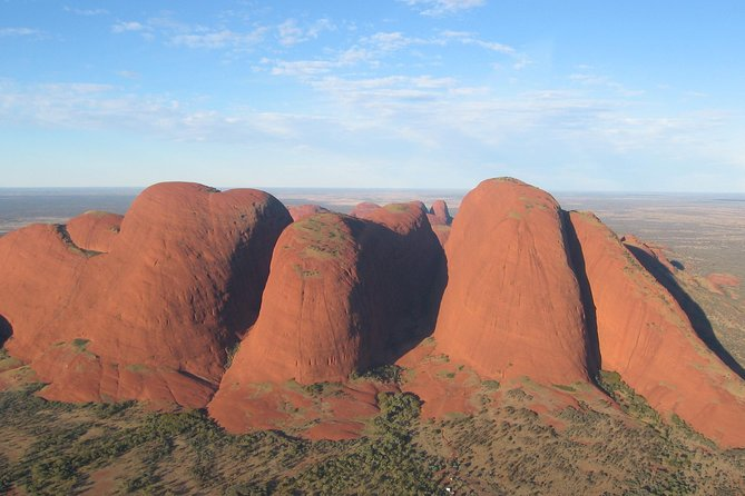 Kata Tjuta and Uluru Grand View Helicopter Flight - WA Accommodation