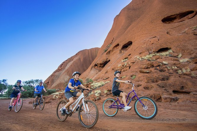 Outback Cycling Uluru Bike Ride - WA Accommodation