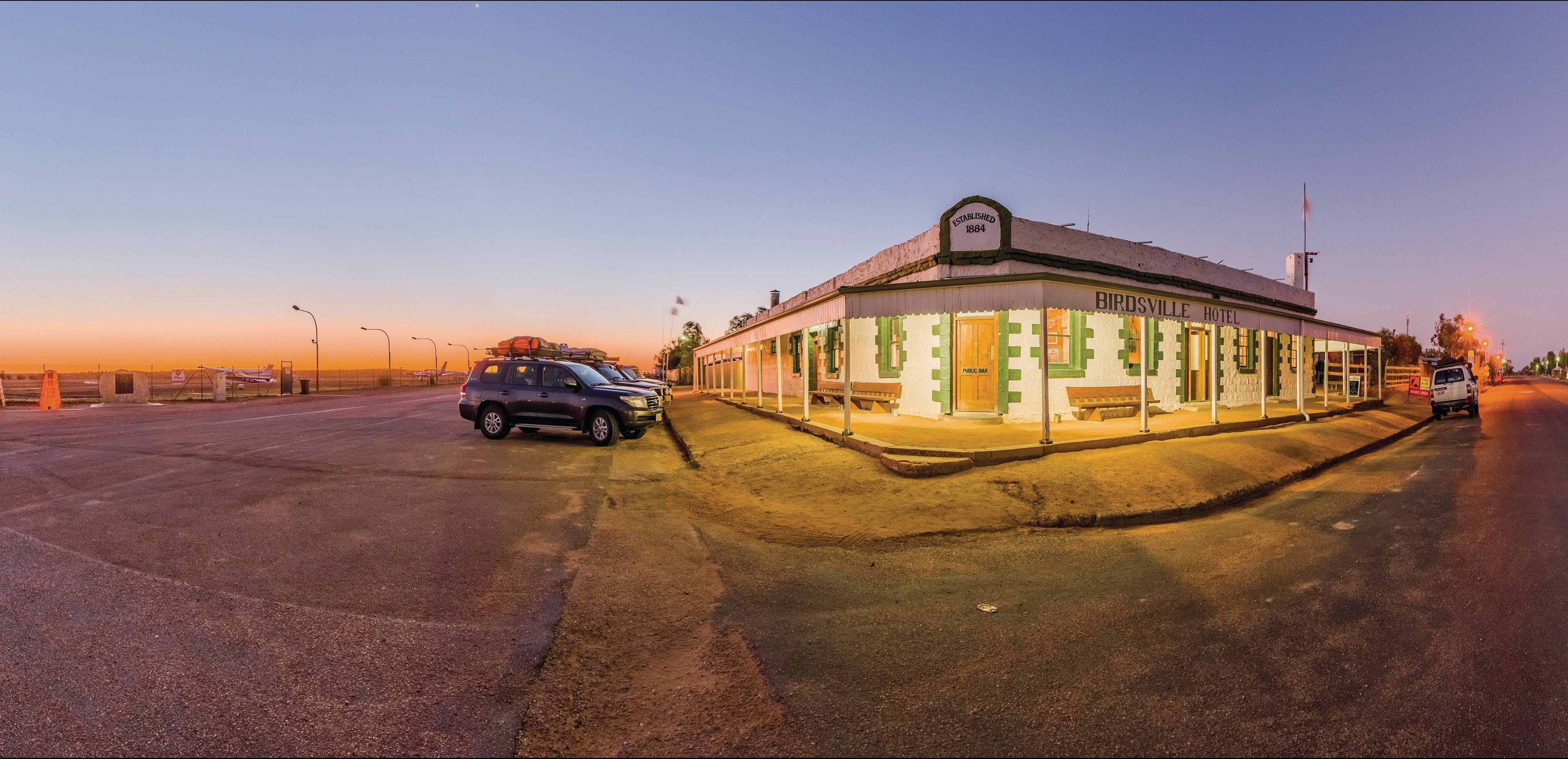 Far West Adventure Drive - WA Accommodation