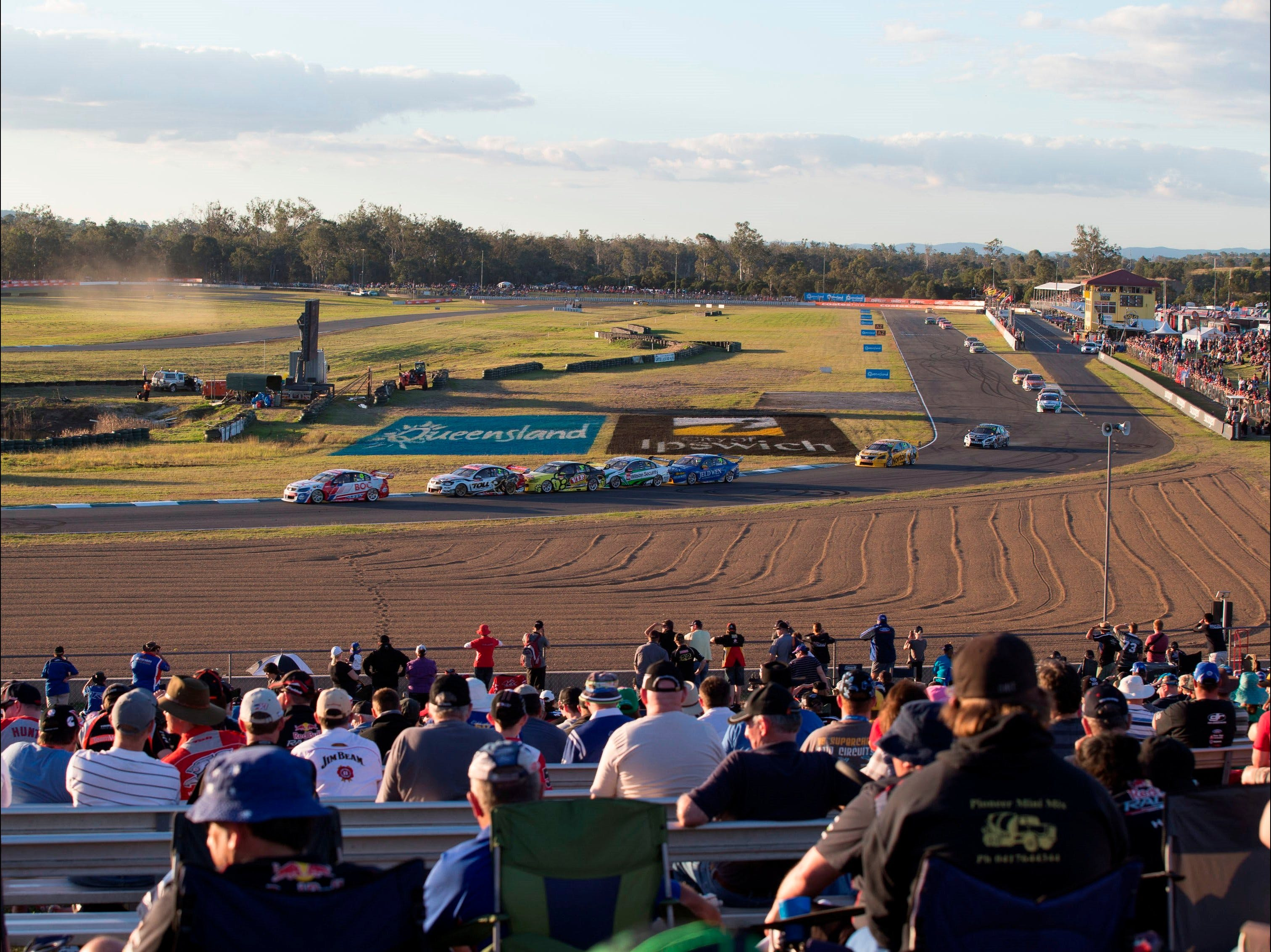 Ipswich Motorsport Precinct - WA Accommodation