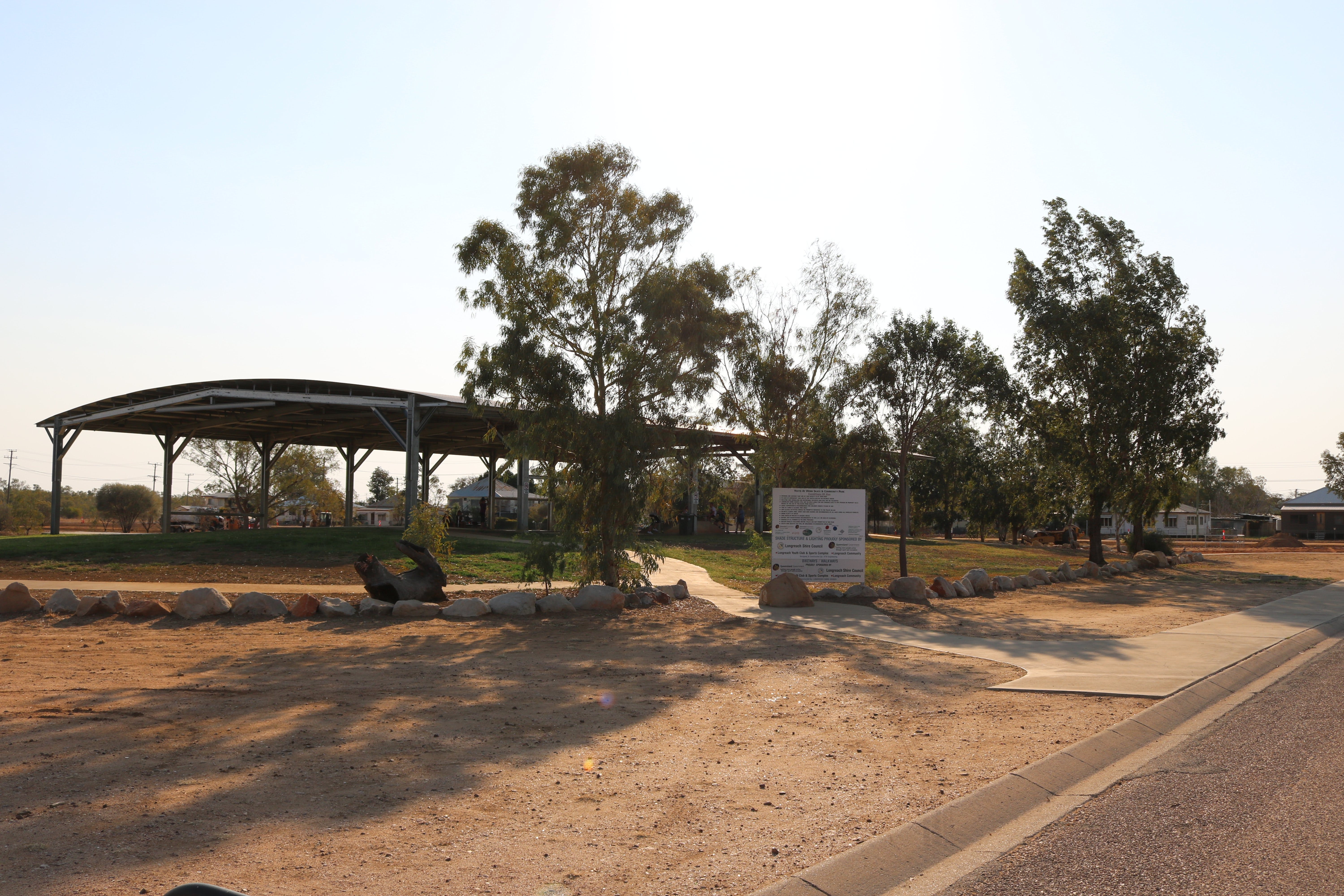 Longreach Skate Park - WA Accommodation